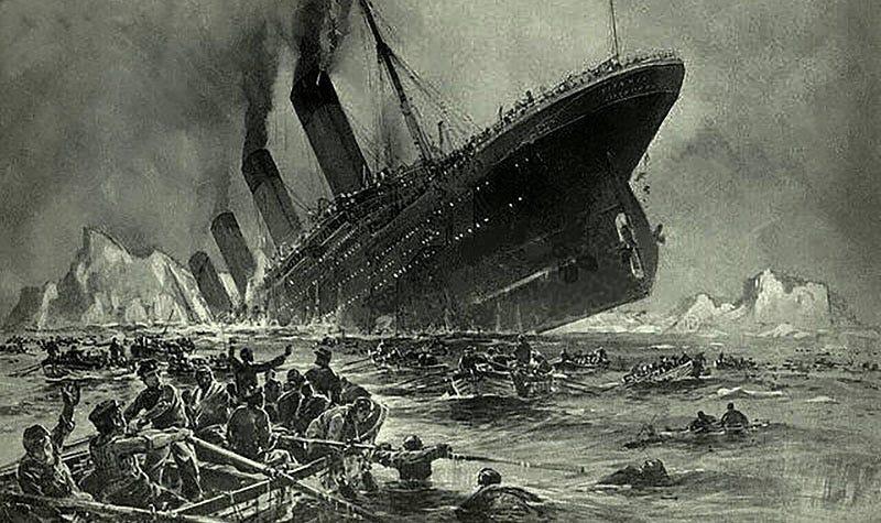 Illustration for article titled Algunos de los naufragios más trágicos de la historia