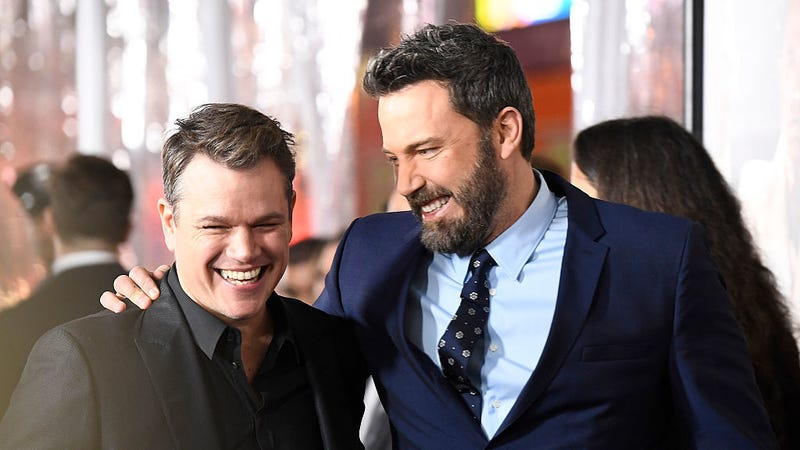 Illustration for article titled Ben Affleck and Diversity Expert Matt Damon Will Adopt Inclusion Riders for Their Films