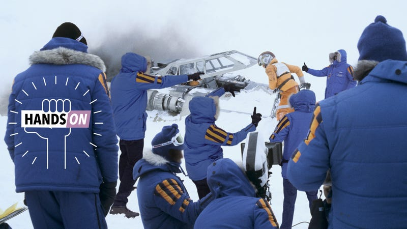 The Empire Strikes Back's Rare Filming Parkas Have Been Recreated by Columbia