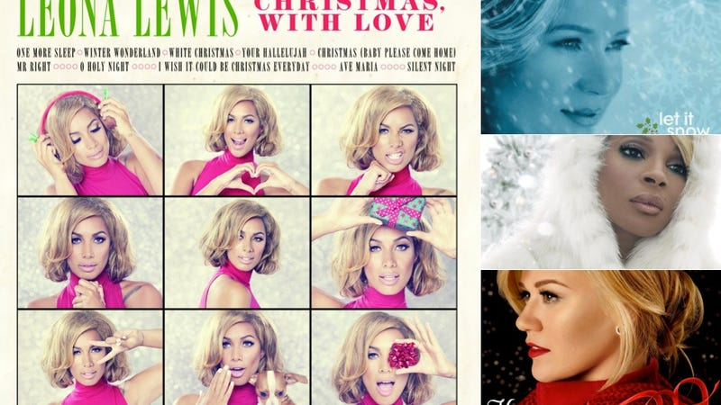 Illustration for article titled Which Pop Diva Holiday Album Should You Listen to This Year?