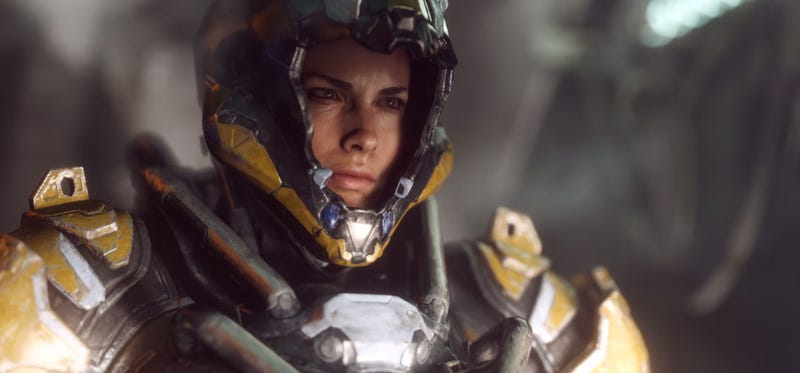 Illustration for article titled BioWare Shows Off Six Minutes of Stunning New Shooter, Anthem