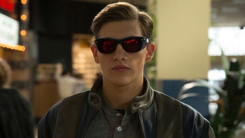 Tye Sheridan as Cyclops in X-Men: Apocalypse (2016)