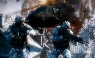Illustration for article titled Battlefield: Bad Company 2 PC Beta Retreats To 2010