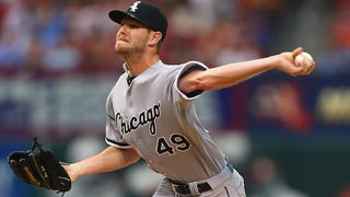 Some Thoughts On Chris Sale's Historically Dominant Run