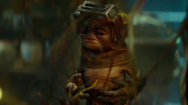 The Voice of Star Wars' Babu Frik Came From Harry Potter s Bathroom