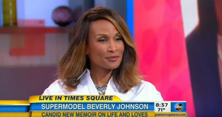 Beverly Johnson    YouTube Screenshot