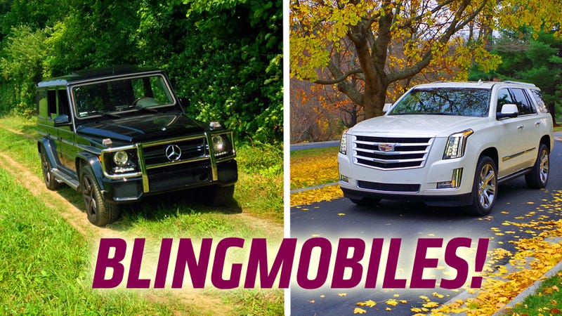 Illustration for article titled How You Can Hate The Mercedes G63 And Love The Cadillac Escalade