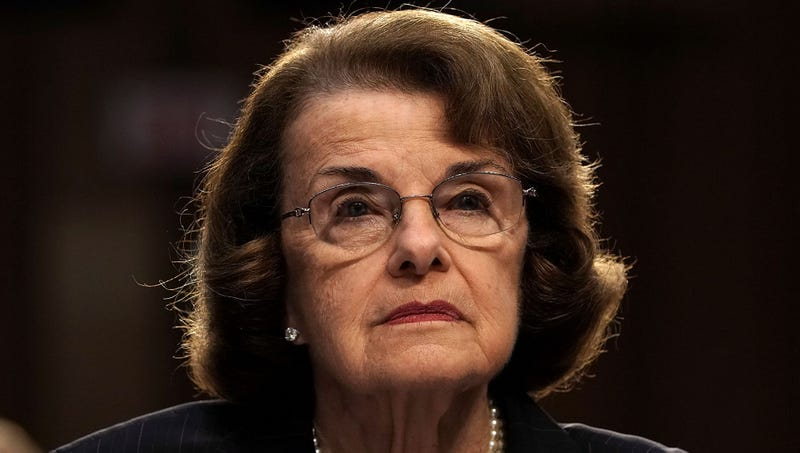 Illustration for article titled Senator Feinstein Wondering If Now A Good Time To Disclose 7 Highly Credible Murder Allegations Against Kavanaugh She Received Weeks Ago