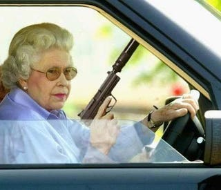 Image result for the queen thug