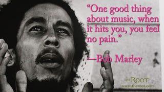 Bob MarleyChris Jackson/Getty Images