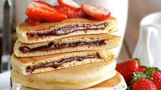 The Best Method for Making Any Kind of Stuffed Pancakes