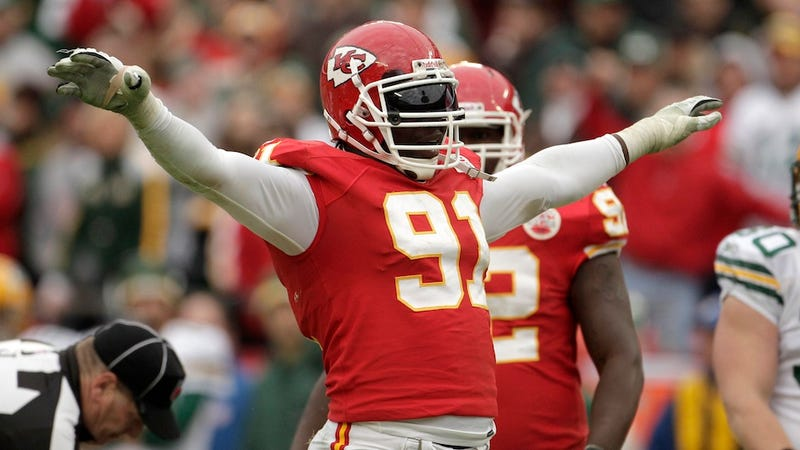 Illustration for article titled Wait, The Chiefs Managed To Keep Tamba Hali's Arrest Hidden For This Long?