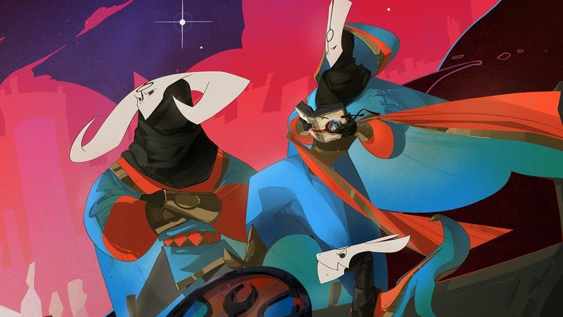 Art: Supergiant Games