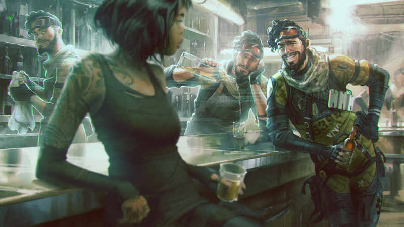 The Makers Of Apex Legends Have Some Advice For Using The Mozambique