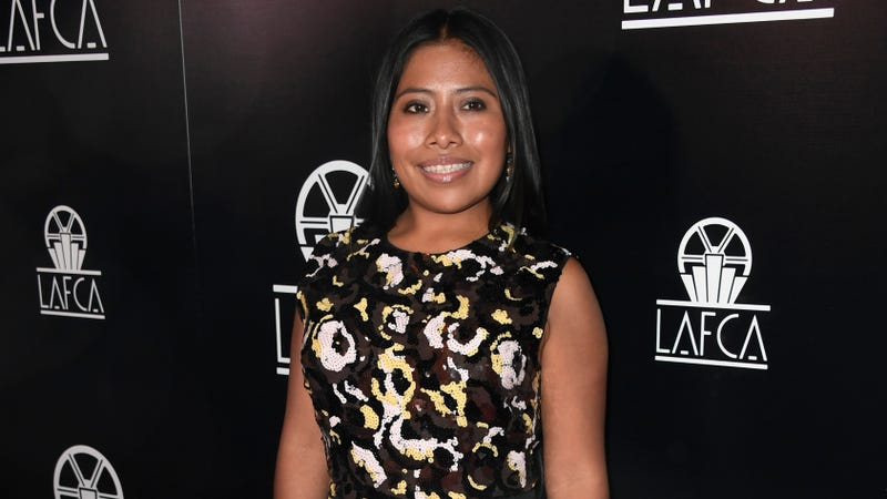 Illustration for article titled Yalitza Aparicio Says She Doesn't Get Recognized in Public, But She Totally Does