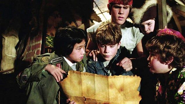 This Vintage Goonies Featurette Is a Pure Shot of  80s Nostalgia