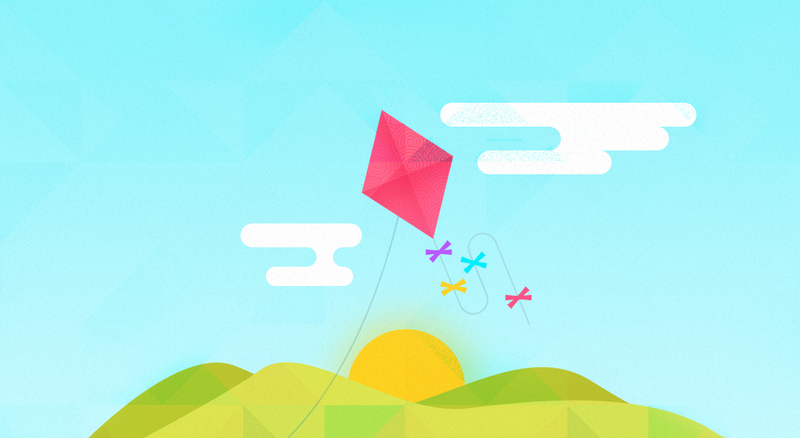 Illustration for article titled Kite