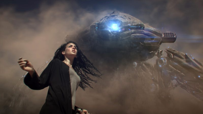 Videos: The Sci-Fi Action Short Film Seam