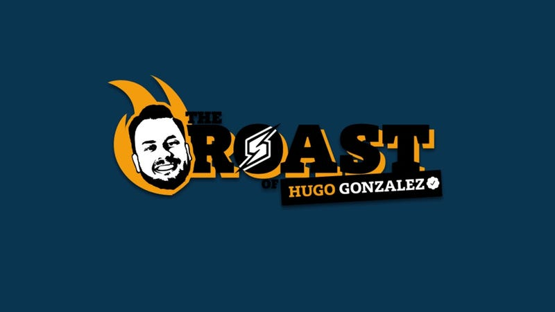 Illustration for article titled The Weekend eSports -The Roast of Hugo Gonzalez