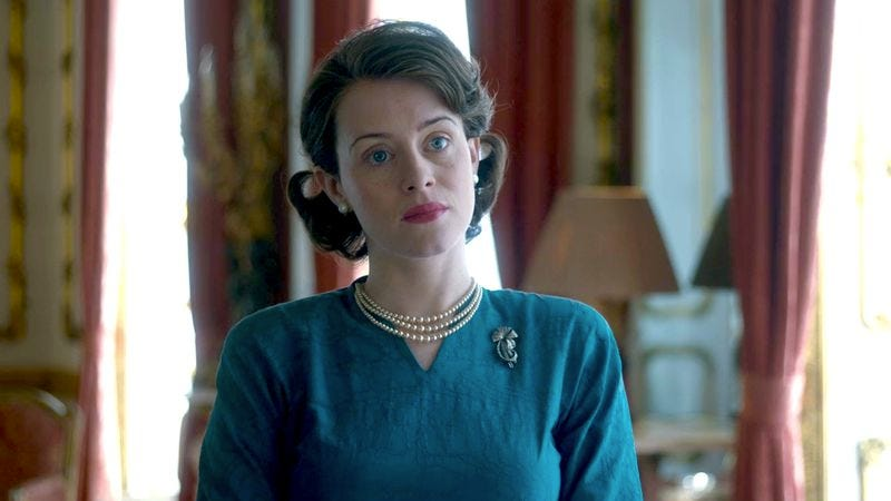 The Crown/Netflix