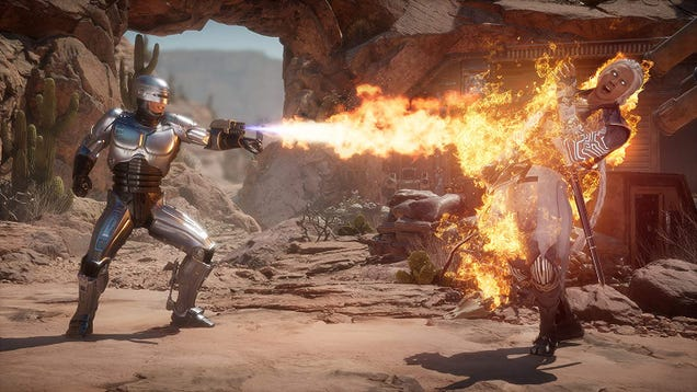 Mortal Kombat 11: Aftermath Kollection is Already $40 on PS4 and Switch, So Add it To Your Kart