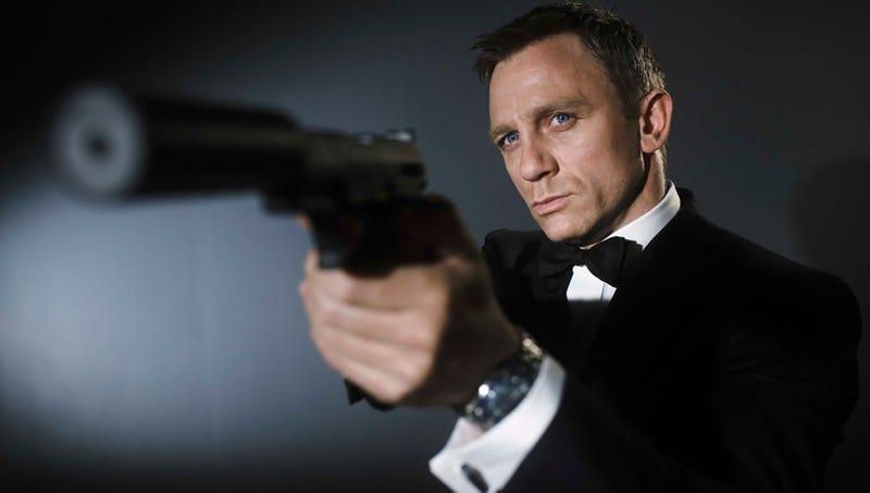 Illustration for article titled Timeline Of The James Bond Series