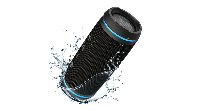 Illustration for article titled Take 20% Off This Water-Resistant Bluetooth Speaker With Noise Cancelling Technology ($63)