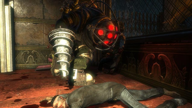 No Gods Or Kings, Only Deals - Replay All Three Bioshock Games For $30