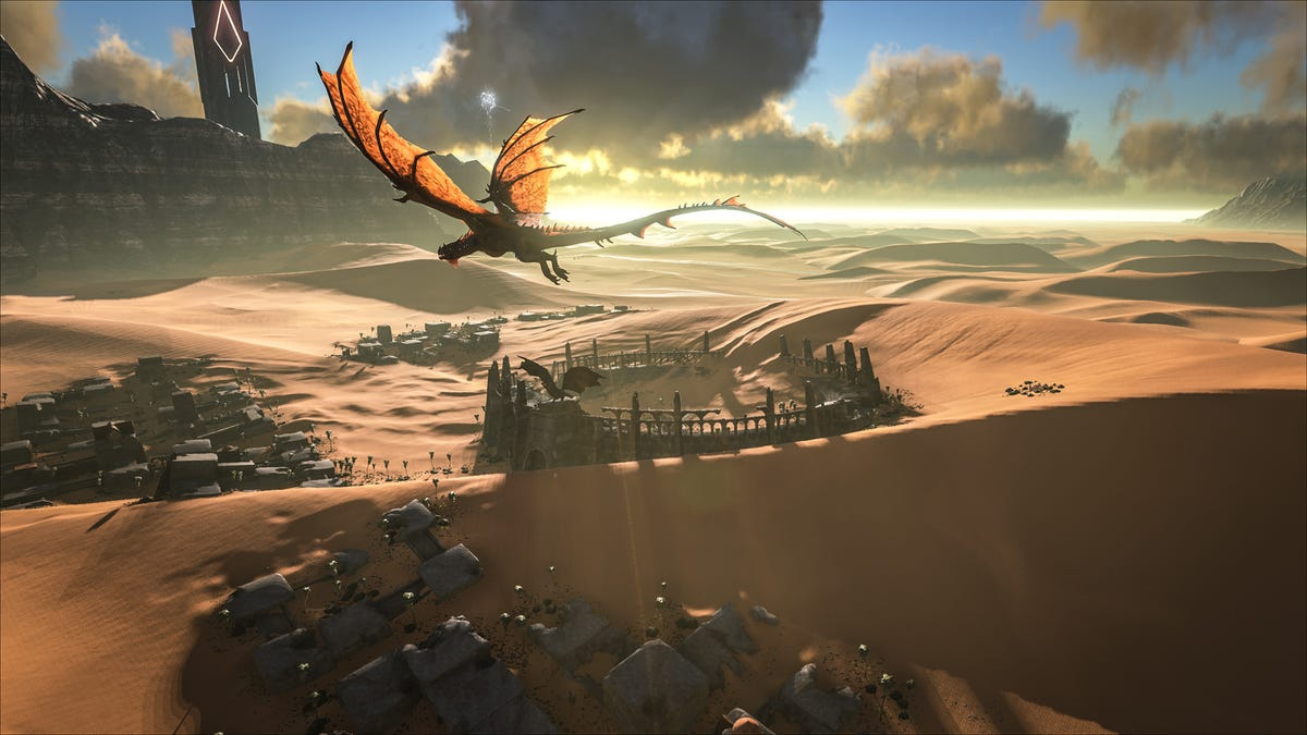 Some Ark: Survival Evolved Servers Are Getting Wiped After All