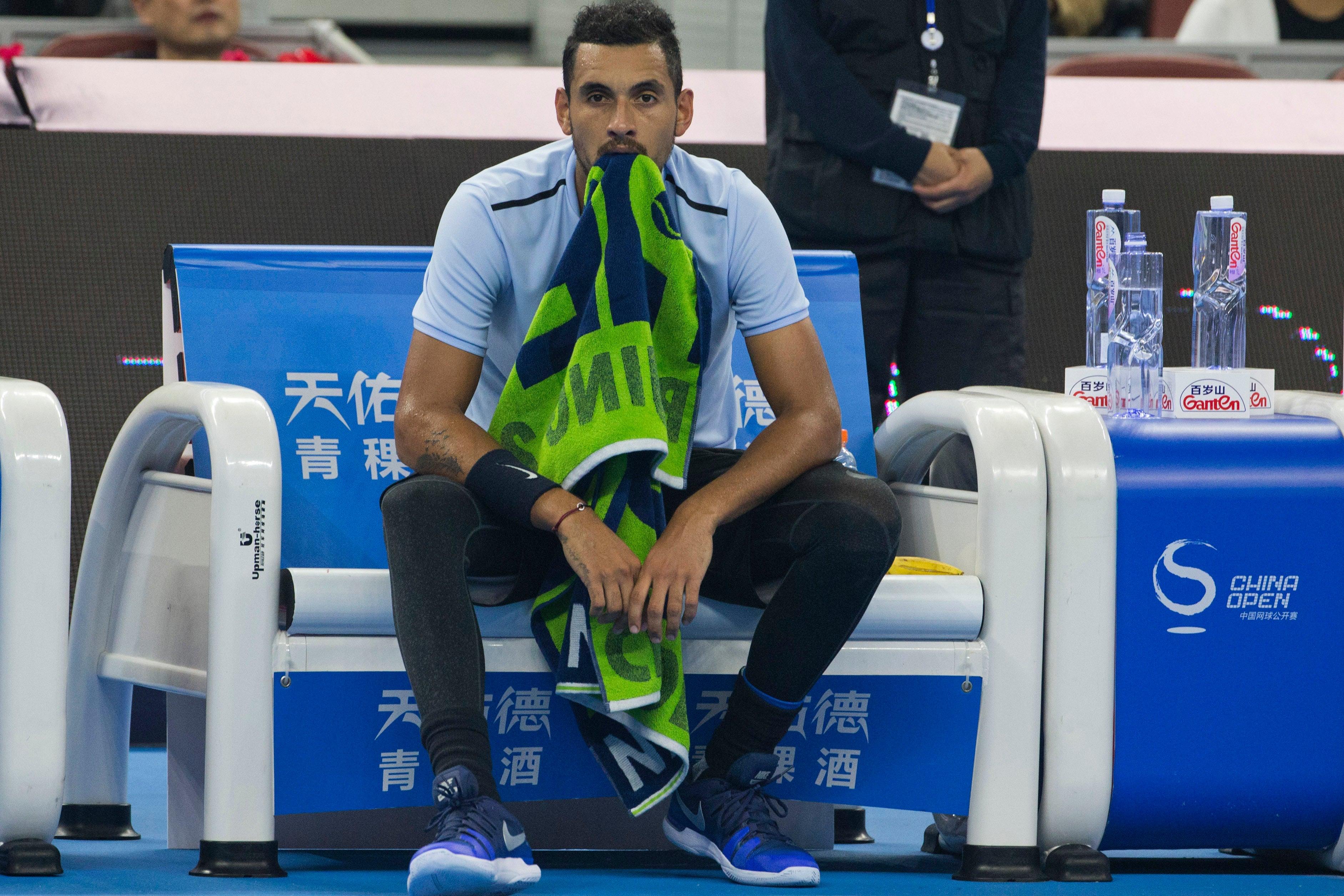 Nick Kyrgios's Tantrum Was Rafael Nadal's Cue To Dominate - 웹