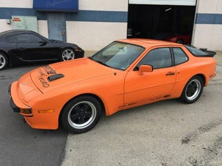 Orange you glad it's a 944!?