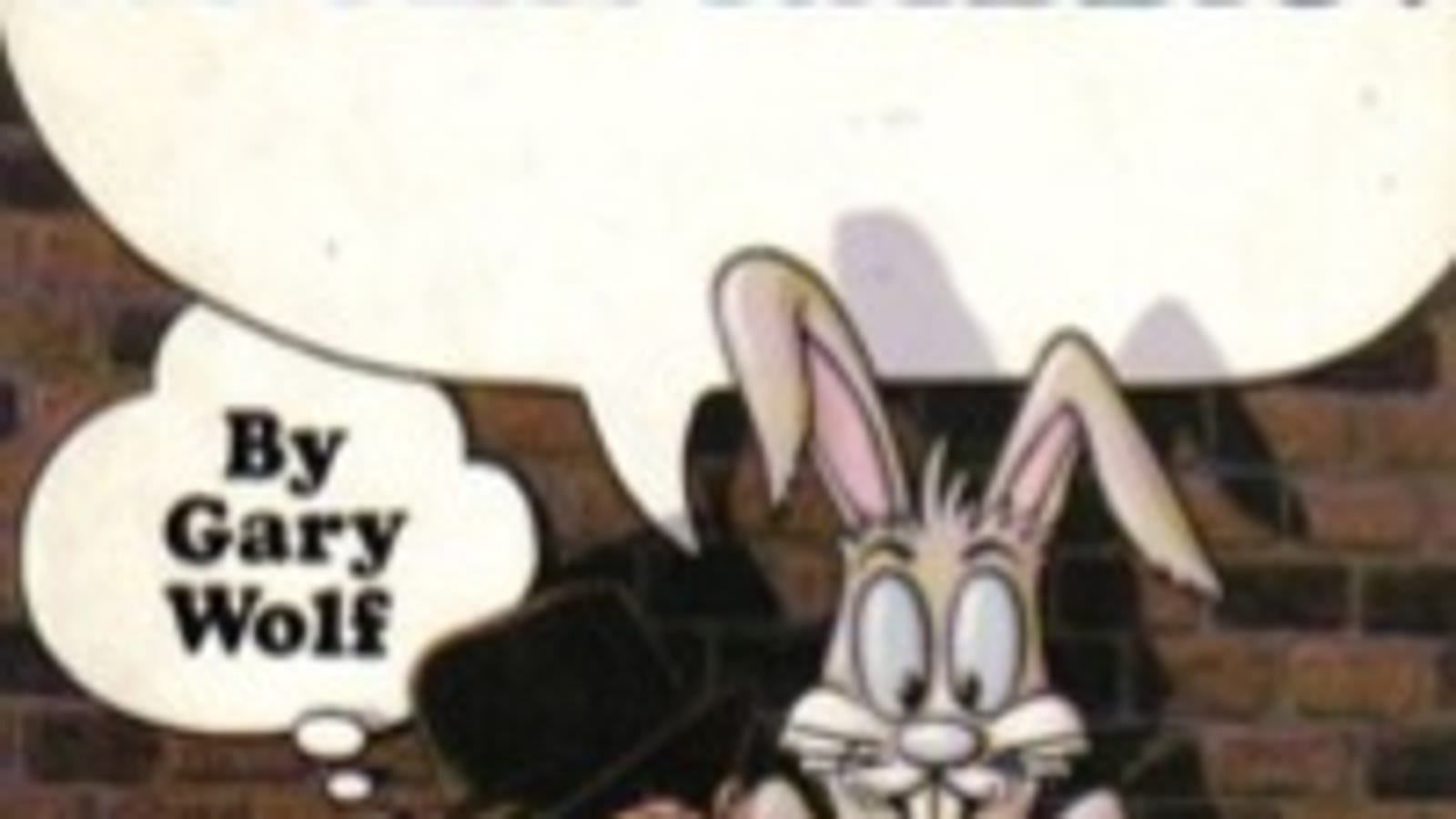 Book Vs. Film: Who Framed Roger Rabbit