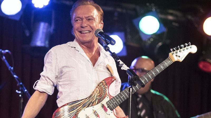 Musician David Cassidy performs in 2015 (Photo: Debra L. Rothenberg/Getty Images)