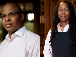 Roland Fryer and Tiya Miles (Courtesy of the John D. and Catherine T. MacArthur Foundation)