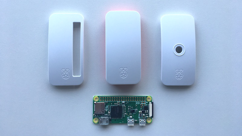 The Raspberry Pi Zero W Adds Wi Fi And Bluetooth To The Zero Costs 10