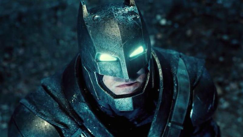 Build your own Batman mech suit from Batman V Superman ...
