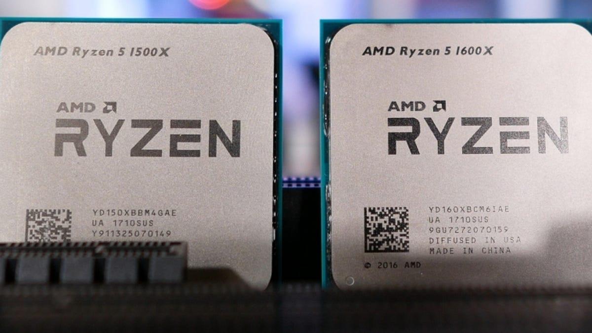 Amd Ryzen 5 1600x 1500x Cpu Review A Fantastic Alternative To Intel R5