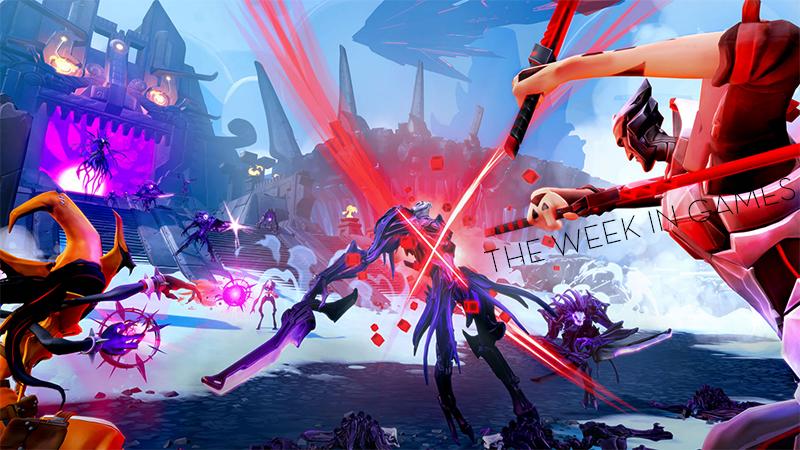 Illustration for article titled The Week In Games: Big Bad Battleborn