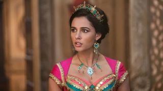 Naomi Scott as Princess Jasmine.