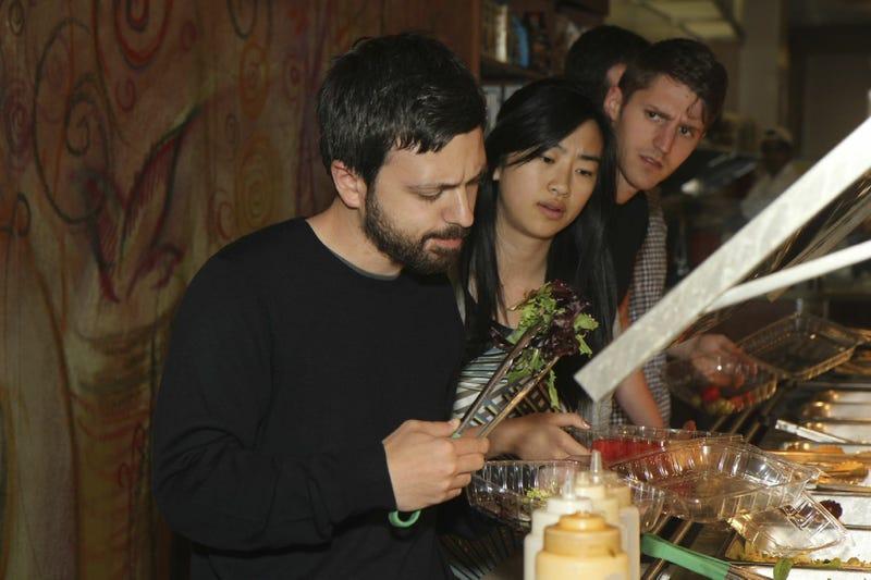 Illustration for article titled Botanist Holding Up Entire Salad Bar