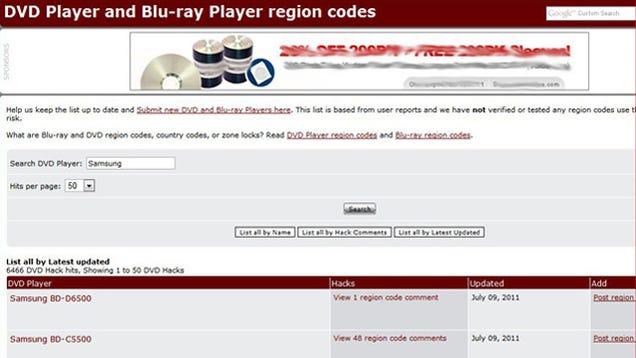 Unlock toshiba dvd player region code : Cinema kinepolis ile