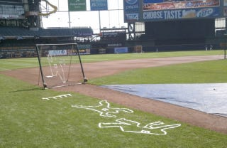 Illustration for article titled Yeah, Ryan Braun Is Still Hearing About His Failed Inside-The-Park Home Run Trot