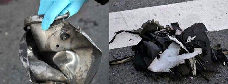 Illustration for article titled Esto es lo que se sabe sobre las bombas que estallaron en Boston