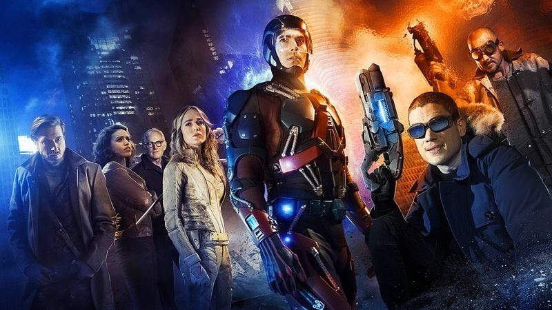 Photo: DC's Legends Of Tomorrow