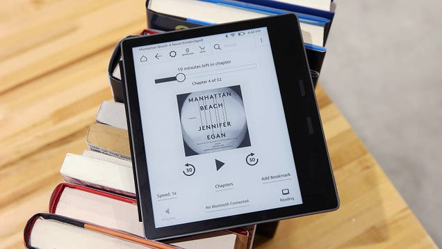 Major Book Publisher Abandons Terrible Plan to Keep New Ebooks Out of Libraries