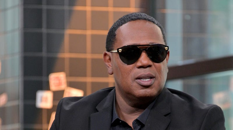 "Master P visits Build to discuss the movie ""I Got the Hook Up 2"" on July 09, 2019 in New York City."