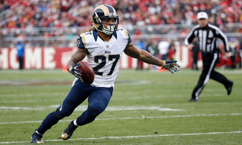 Illustration for article titled Jeff Fisher Hasn't Heard From Tre Mason In Months