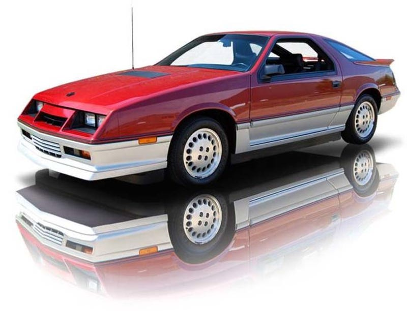 Illustration for article titled Nice Price Or Crack Pipe: The $25,000 Dodge Daytona Turbo Z?