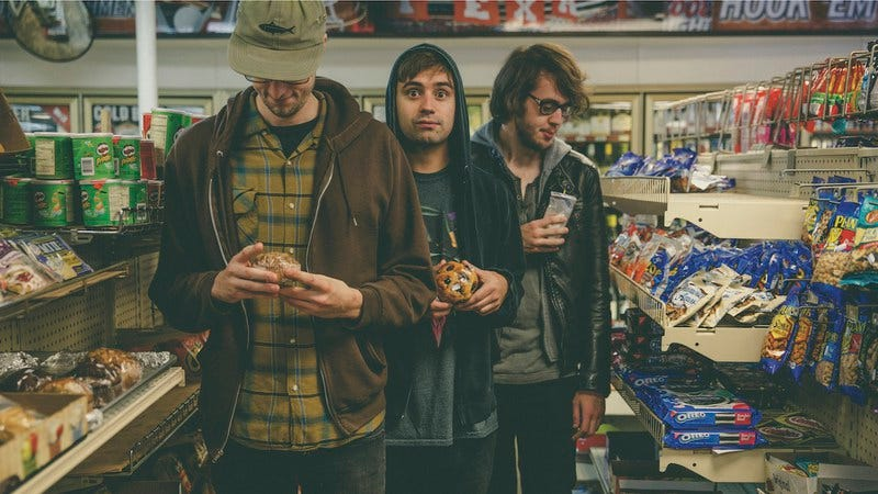 Cloud Nothings (Photo by: Pooneh Ghana)