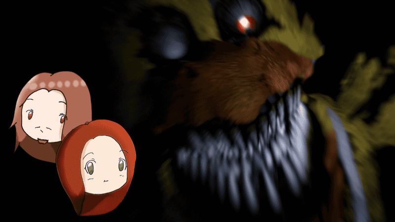 Illustration for article titled VIDEO: Five Nights at Freddy's 4 is the Devil In Disguise